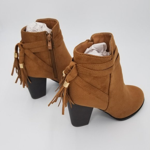 TOP Moda Shoes | Isabel1 Ankle Booties